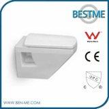 Bathroom Wall Mounted Ceramic Water Closet/ Toilet (BC-1103C)