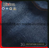 Tr Jeans Fabric Indigo Color Cotton Rayon Spandex Denim Fabric