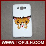 Sublimation Blank Plastic Phone Case for Samsung Galaxy Grand 3 G7200/Grand Max