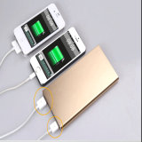 2A Quick Charge Colorful Power Bank 8800mAh with LED