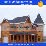 Roofing Material Corrugated Stone Coated Metal Roofs Tiles