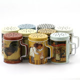 Pepper Tins Spice Tin Cans