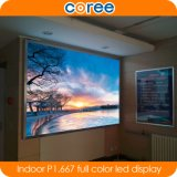 Indoor High Definition SMD P1.667 Full Color LED Display