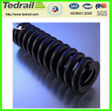Low Price Large Metal Railway Coil Spring for Sale