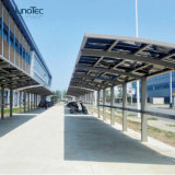 Metal Large Public Carport Aluminum Shading Cover