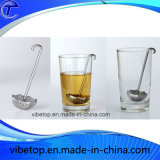 Wholesale Unique Umbrella Shaped Zinc Alloy Tea Strainer