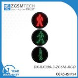 LED Signal Heads 2 Aspects Pedestrian Light Green Walking Man and Red Man 300mm