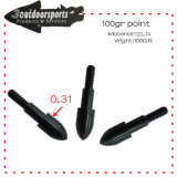 New Design Broadhead Point Archery Arrow Tip for Compound Bow