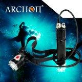 1000 Lumens Underwater 100m Depth Bright LED Lighting Dive Lights