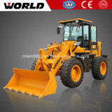 Construction Equipment 2ton Small Front Mini Wheel Loader (W120)