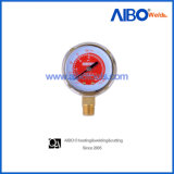 Utility Pressure Gauge with Brass Connector (2W17113)