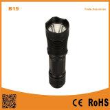 B15 Aluminum LED Flashlight Torch Best Quality Outdoor Security Flashlight