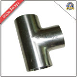 ANSI B 16.9 Stainless Steel Bw Equal Tee