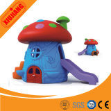 Outdoor Playhouse/Plastic Houses with Slide for Kids Cheap
