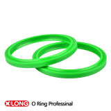 Green PU Dust-Proof Seals for Hydraulic Industry