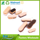 Wholesale Custom Durable Cleaning Wood Shoe Brush