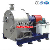 LLW Hydraulic Gearbox Scroll Discharge Continuous Centrifuge