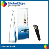 Shanghai Globalsign Light Weight L Banner Stands (UBL-A)