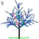 Shopping Mall Christmas Decoration Tree Light