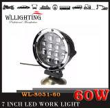 Auto 60W LED Work Light Spot Light Lamp for Truck