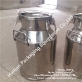 25 Liter Sanitary Stainless Steel Transport Milk Barrel for Milk