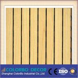 Conference Room Sound Absorb Wooden Wall Acoustic Panel