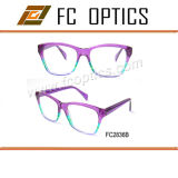 New Design Fashion Hot Sale Acetate Eyeglasses Frame for Women