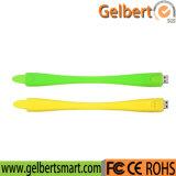 Fashion Custom Wristband USB Pen Drive for Gift
