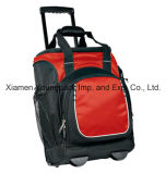 Custom Party Sized 36-Can Wheeled Cooler Bag