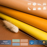 PVC Synthetic Leather for Shoes Making, Chinese Factory Directly Sell