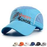 Children Fashion Printed Fast Dry Mesh Baseball Sports Caps (YKY3420)