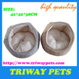 Comfort Flannel Cat Bed (WY161013)