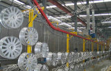 Automotive Parts Automatic Powder Coating Line
