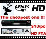 Popular Cheapest HD FTA Satellite Receiver