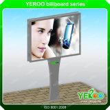 Outdoor Furniture LED Backlit Billboards Advertising Signage Equipment