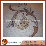 Pattern Flower Mosaic Art Tile for Wall/Floor/Bathroom/Kitchen Tile