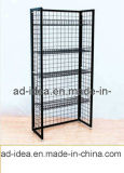 Four Layers Gridwall Panel/Floor Type Display Stand/Exhibition Stand