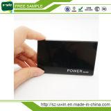 Ultrathin Credit Card Portable Power Bank 2600mAh