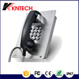 Metal Body Vandal Proof Public Telephone Fully Keypad