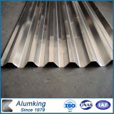 Hot Sale Corrugated Aluminum Plate for Buildings