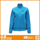 Lady′s Outdoor Softshell High Quality Jacket