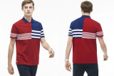 Regular Fit Colorful Stripes Polo Shirt