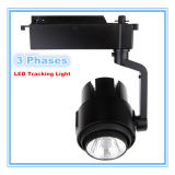 CREE COB 3 Phases 20W LED Track Light