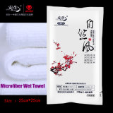 Disposable Wet Towel for Restaurant Use Individually Wrapped Wet Towel
