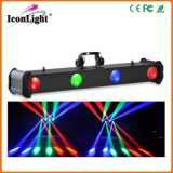 High Power 36PCS*1W RGBW 4 Head Laser Bar Light (ICON-A038C)