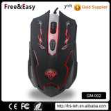 Wired Type and Laptop, Desktop Application Gaming Mouse