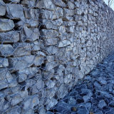 PVC Coated Construction Gabion Wall Made in China