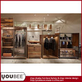 Unique Display Furnitures for Menswear Retail Shop