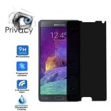 Privecy Phone Accessories Anti-Spy Screen Protector for Samsung Note4