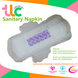 Hot Air Through Topsheet Sanitary Napkin